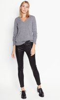 Equipment Cecile V-Neck Cashmere Sweater