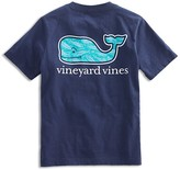 Vineyard Vines Boys' Swimming Upstream Graphic Tee - Little Kid