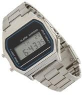 Topman Digital Bracelet Watch, 30mm Silver