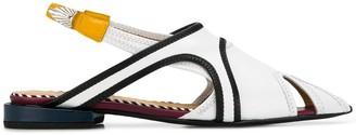 Toga Pulla Slingback Sandals