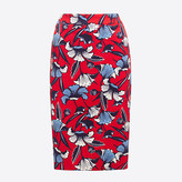 J.Crew Factory Stretch pencil skirt