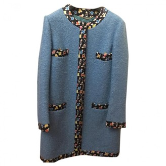 Moschino Cheap & Chic Moschino Cheap And Chic Wool Coat for Women