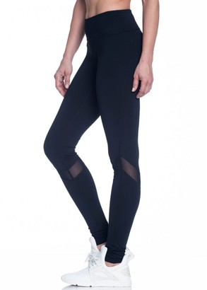Gaiam Women's Om Mesh Yoga Leggings