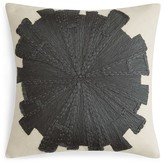 "Kelly Wearstler Eliptic Square Decorative Pillow, 18"" x 18"" - 100% Exclusive"