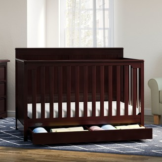Stork Craft Storkcraft Graco Hadley Convertible Crib