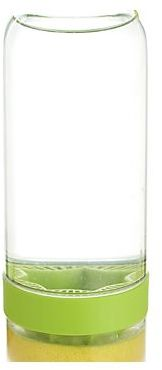 Crate & Barrel Zing Anything ® Citrus Zinger Water Bottle