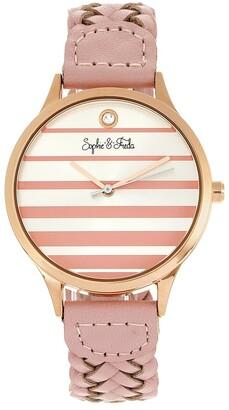 Freda Sophie & Sophie And Women's Breckenridge Watch