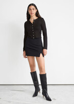 Thumbnail for your product : And other stories A-Line Mini Skirt