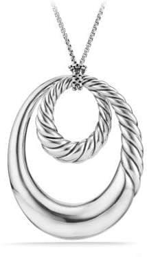 David Yurman Pure Form® Pendant Necklace, 63Mm