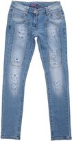 Jeckerson Denim pants - Item 42639502