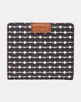 Fossil Emma Black RFID Mini Wallet