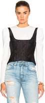 Brock Collection Berenice Bustier Top