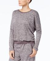 Alfani French Terry Pajama Top, Created for Macy's