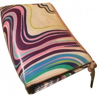 Missoni Multicolour Plastic Clutch bags