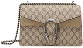 Gucci Dionysus GG Supreme shoulder bag - women - Suede/Canvas/metal - One Size