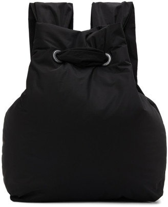 Rag & Bone Black Recycled Revival Backpack