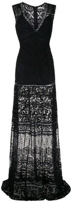 Martha Medeiros Yana lace gown