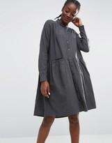 Monki Smock Dress