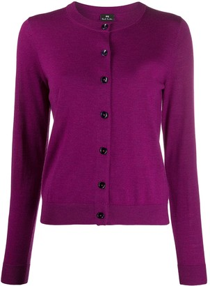 Paul Smith Slim-Fit Knitted Cardigan