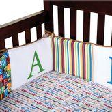 Dr. Seuss Dr. SeussTM by Trend Lab® Alphabet Seuss Crib Bumper