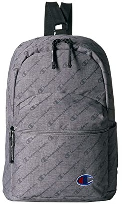 Champion Life Champion LIFE Mini Supersize Crossover/Backpack (Grey/Grey) Backpack Bags