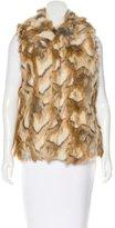 Rachel Zoe Faux Fur Vest w/ Tags