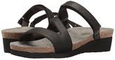 Naot Footwear Gabriela (Oily Coal Nubuck) Women's Shoes