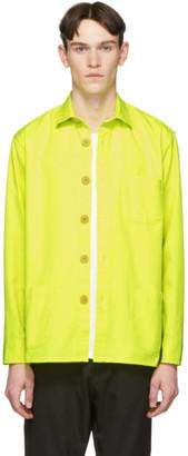 Schnaydermans Yellow Overshirt Jacket