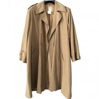Celine Khaki Coat for Women Vintage