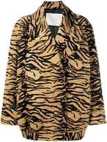 ADAM by Adam Lippes tiger print jacket