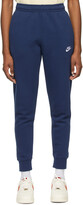 Thumbnail for your product : Nike Navy Fleece Sportswear Club Lounge Pants