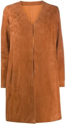Drome Structured Midi Coat