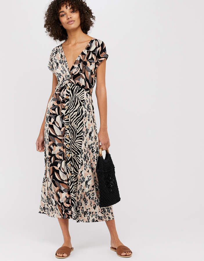 832682a50290 Print Jersey Dresses - ShopStyle UK