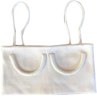 Orseund Iris Beige Polyester Tops