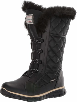 Skechers Women's Synergy-Real Estate Snow Boot