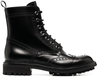 Church's Cammy Brogue lace-up boots