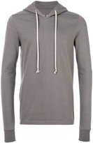 Rick Owens pullover hoodie - women - Cotton - 42