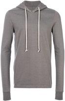 Rick Owens pullover hoodie