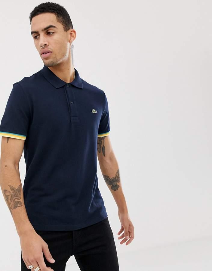 5b9ac4646a Lacoste Men Sport Polo Shirt - ShopStyle UK