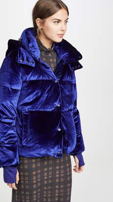 SAM. Velvet Sydney Jacket