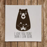 Glenna Jean North Country Love Bear Wall Dcor