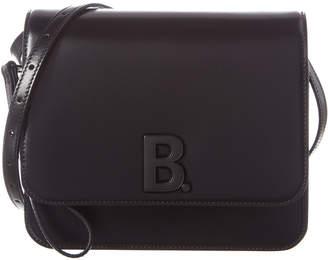 Balenciaga B Medium Leather Shoulder Bag