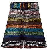 Nicholas Striped Tailored Shorts