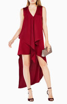BCBGMAXAZRIA Tara High-Low Dress