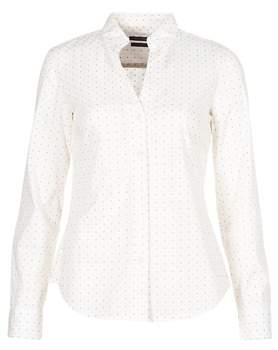Marc O'Polo SACHA women's Shirt in White