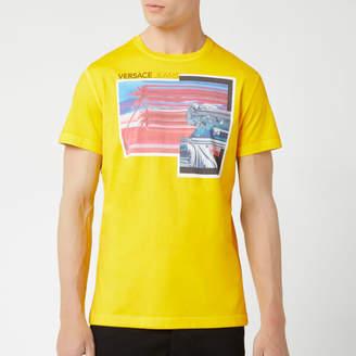 Versace Men's Printed T-Shirt