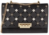 Zac Posen Medium Eartha Leather Chain-Strap Crossbody