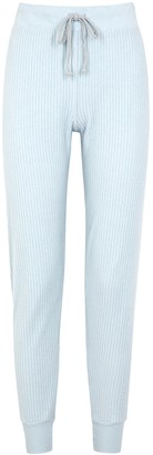 Wildfox Couture Jack ribbed brushed-jersey sweatpants