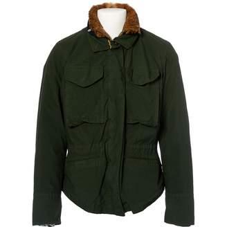 ADD \N Khaki Rabbit Jackets