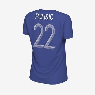 Nike Women's Soccer T-Shirt Chelsea FC (Pulisic)